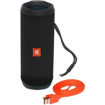 [Clients SFR ou RED by SFR] Enceinte Bluetooth JBL Flip 4 - noir (via ODR de 50€ sur factures)
