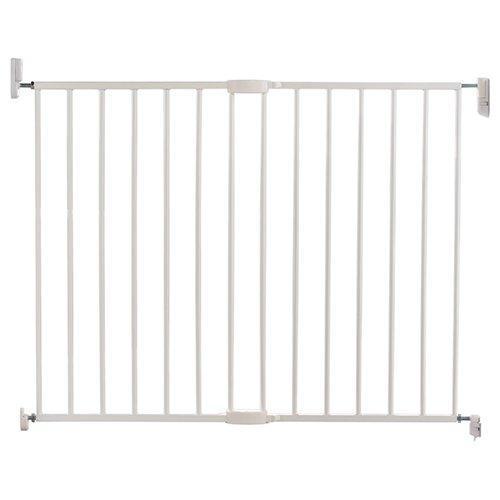 Barrière de sécurité d'escalier extensible de 63,5 à 102cms