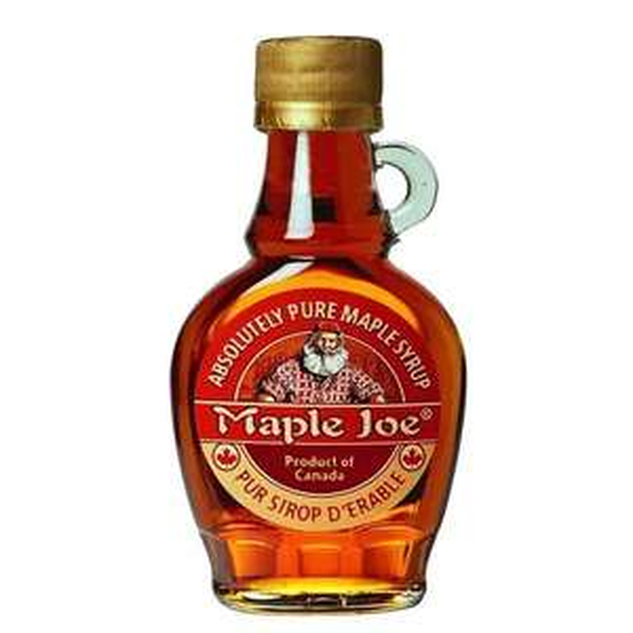 Bouteille de sirop d'érable Maple Joe (250 g) - Annecy (74)