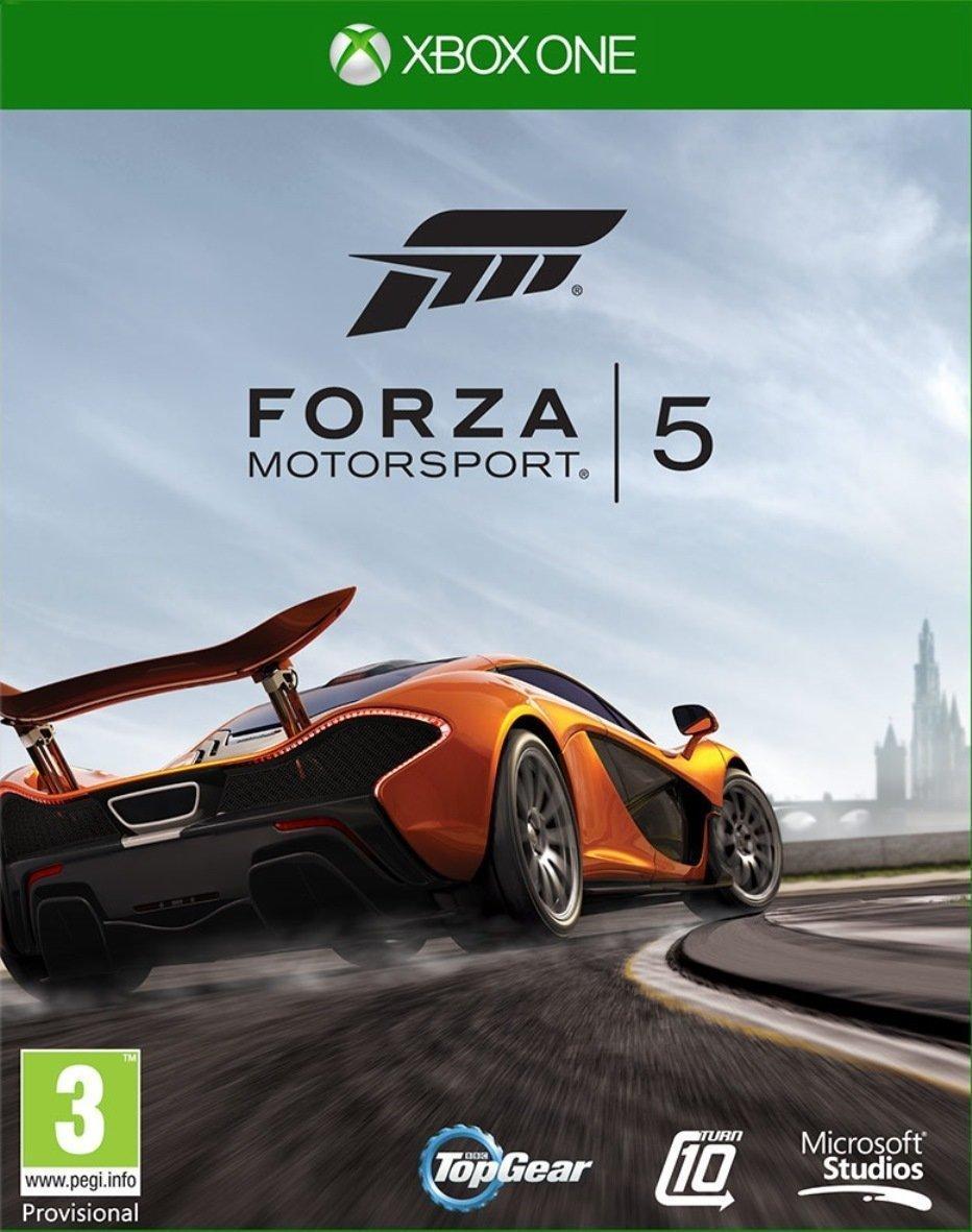 Forza 5 sur Xbox One