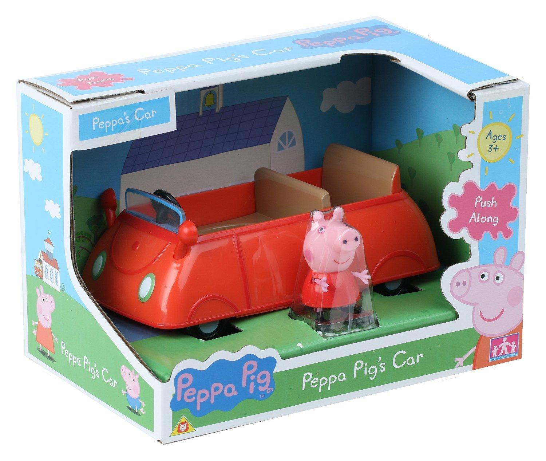 Voiture + Figurine Peppa Pig - 33278