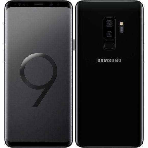 "Smartphone 6.2"" Samsung Galaxy S9+ Plus - 64 Go (Reconditionné - Bon état)"