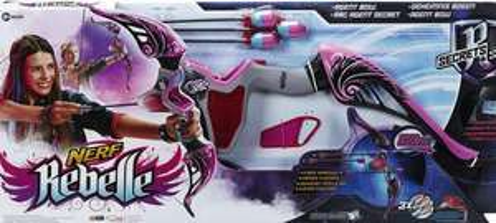 Arc Electronique Nerf Rebelle