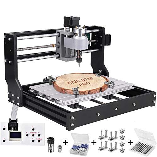 Machine à gravure sur bois CNC 3018 Pro (vendeur tiers)