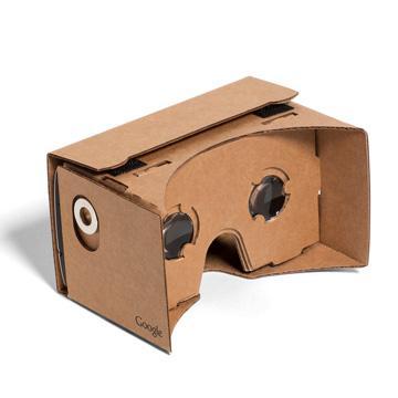 Google Cardboard offert (à retirer en boutique EDF)