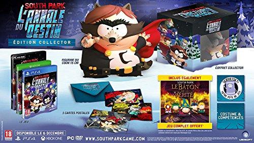 Jeu South Park: L'Annale du Destin édition collector sur PS4 (Vendeur Tiers)