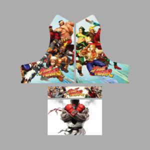 Sélection de kit de décoration gratuit pour borne d'arcade Bartop (Dématérialisé) - easyclic-info.com