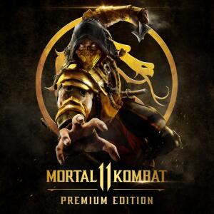 Mortal Kombat 11 Premium Edition PC (Dématérialisé - Steam)