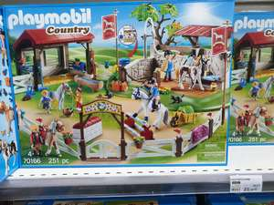 Jouet Playmobil 70166 - Country Club Poney - Super U Brest Kerédern (29)