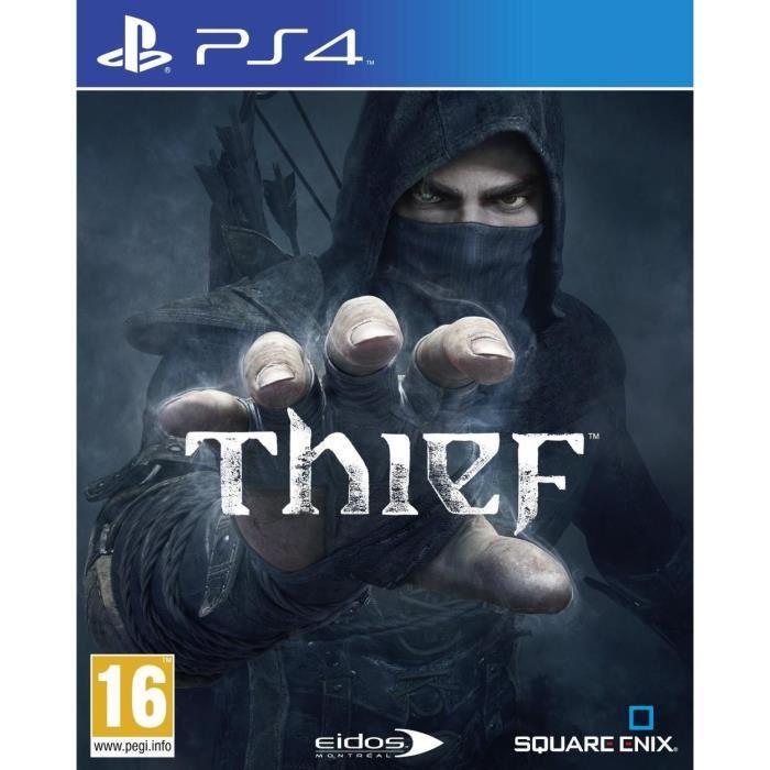 Thief sur PS4