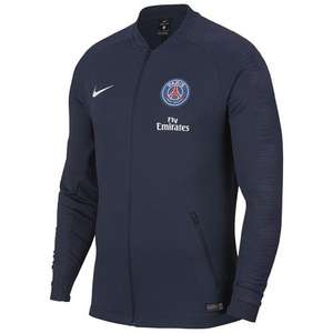Veste football Nike Paris Saint-Germain Anthem 18/19 pour Homme