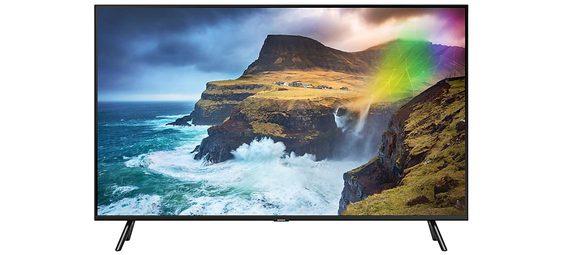 "TV QLED 65"" Samsung QE65Q70R - 4K UHD, Full LED, HDR 1000, 100 Hz, Smart TV"
