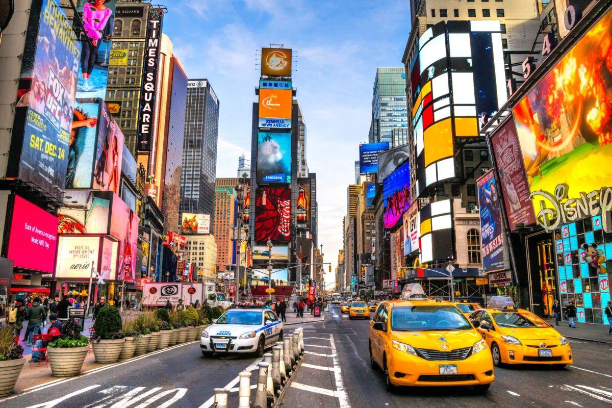 Sélection de vols en promotion - Ex : Vol A/R Paris - New York du 25 Février au 3 Mars