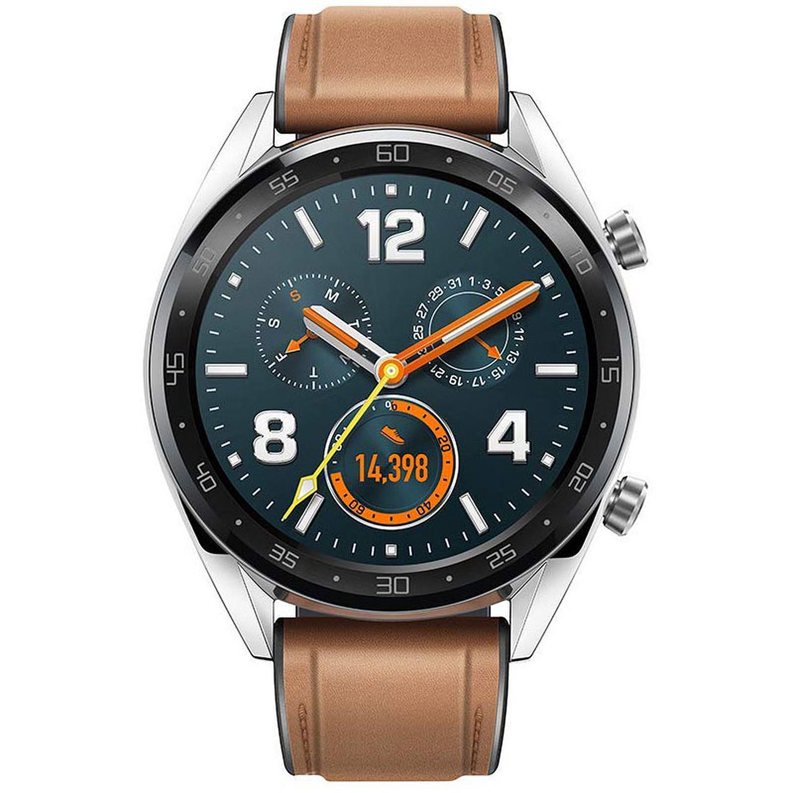 Montre connectée Huawei Watch GT - Boitier 46 mm (89€26 avec code promo)