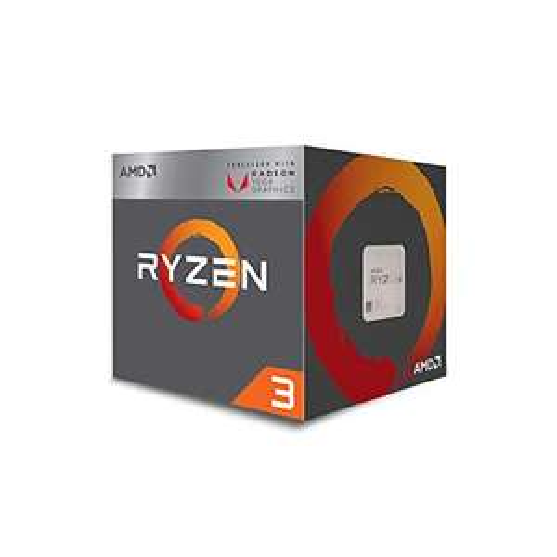 Processeur AMD Ryzen 3 3200G - 4 coeurs, 3,50 GHz, Vega 8