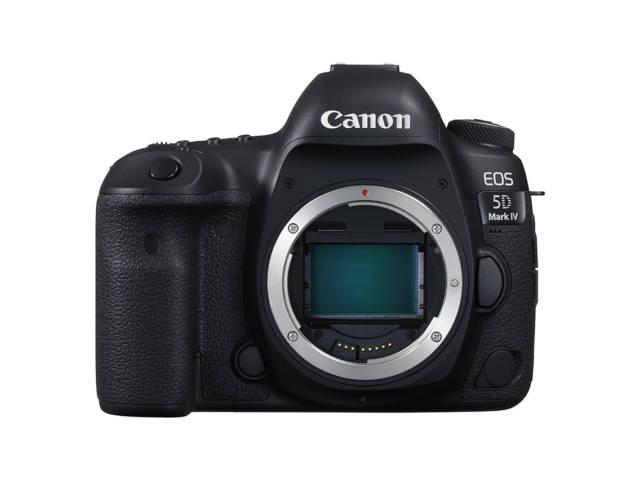 Appareil photo Reflex Canon EOS 5D Mark IV - Boitier nu, Capteur plein format 30.4 MP