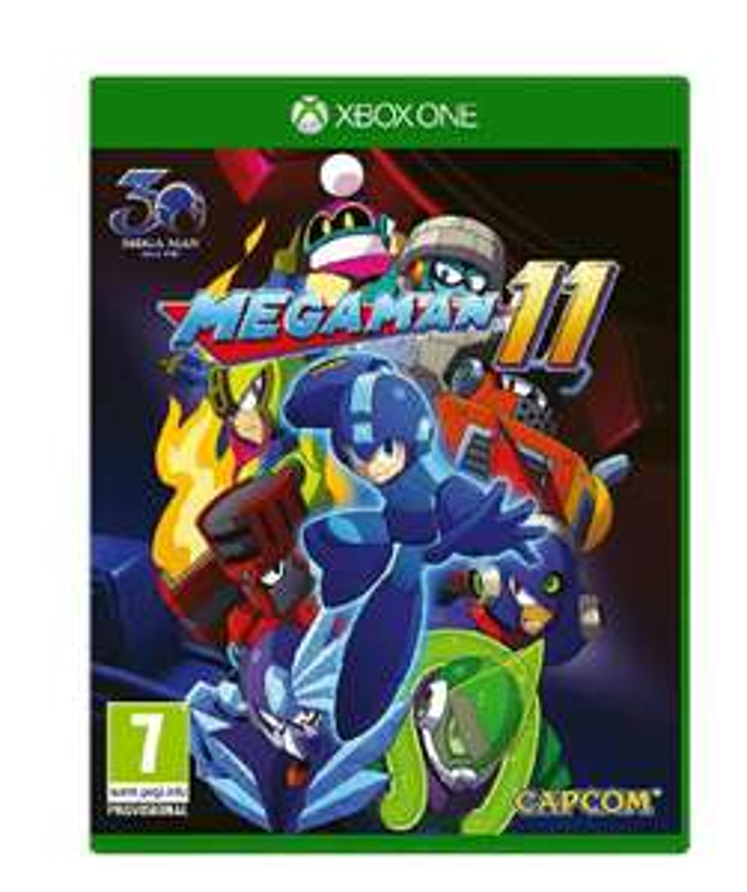 Megaman 11 sur Xbox One