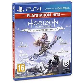 Horizon Zero Dawn Complete Edition sur PS4 (Dématérialisé - Store US/CA)