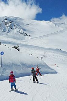 Sélection de Forfaits de Ski en Promotion - Ex: 6 Jours au Domaine de Vars la Forêt Blanche avec Descente en Luge