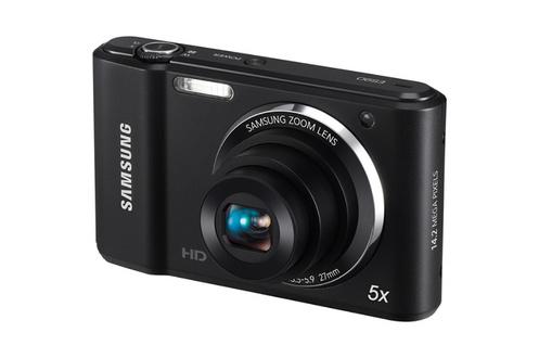 Appareil photo compact Samsung ES 90 14,2 Mpix - Noir