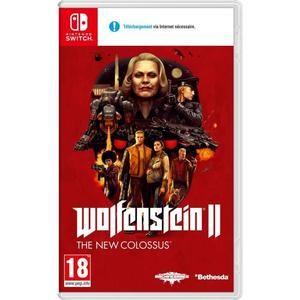 [CDAV] Sélection de jeux-vidéo en promotion - Ex: Wolfenstein II : The New Colossus sur Nintendo Switch