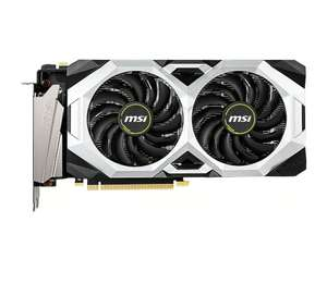 Carte graphique MSI GeForce RTX 2070 Super Ventus OC - 8Go (Frontaliers Suisse)