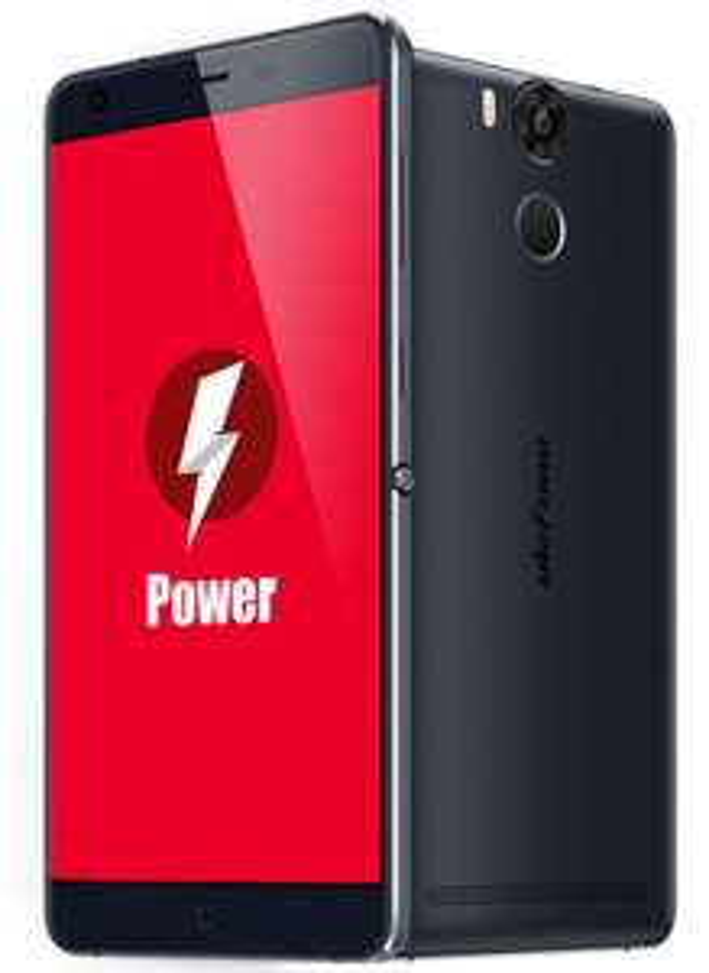 "Précommande : Smartphone 5.5"" Ulefone Power - Octa-core MTK6753, 3 Go de ram, 16 Go, 6050 mAh"
