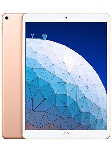 """Tablette tactile 10.5"""" Apple iPad Air 3 (2019) - full HD, A12, 3 Go de RAM, 64 Go, or"""