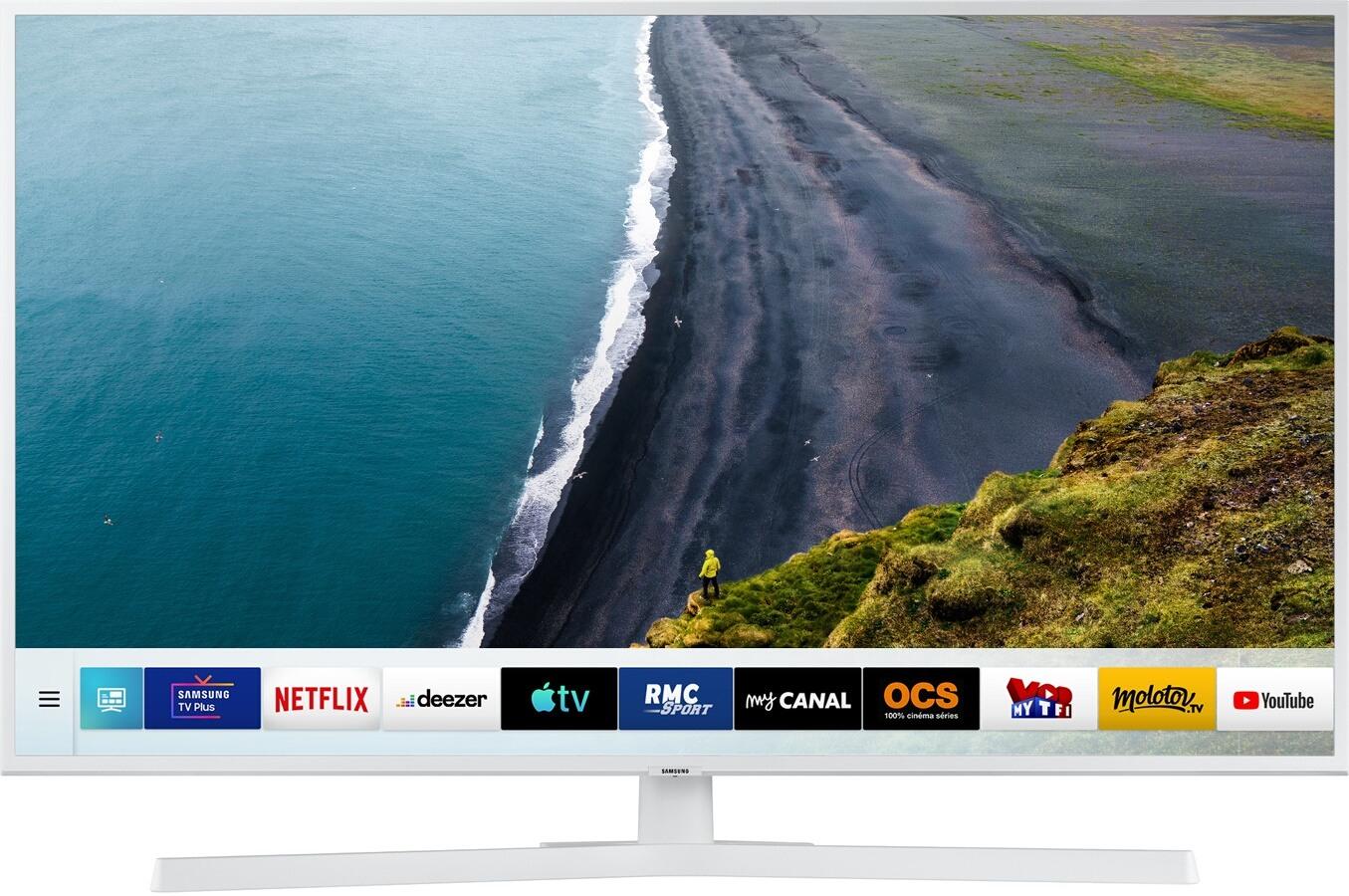 """TV 50"""" Samsung UE50RU7415 - 4K UHD (Via Retrait magasin uniquement)"""