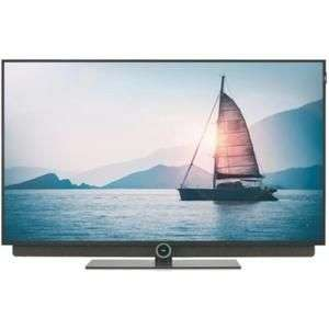 "[CDAV] TV 49"" Loewe Bild 2.49 - 4K UHD, HDR, LED, Smart TV, avec barre de son intégrée"