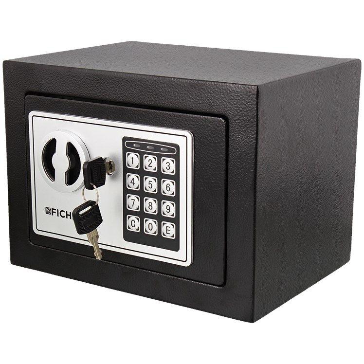 Coffre électronique numérique Fichero - 17 X 23 X 17cm