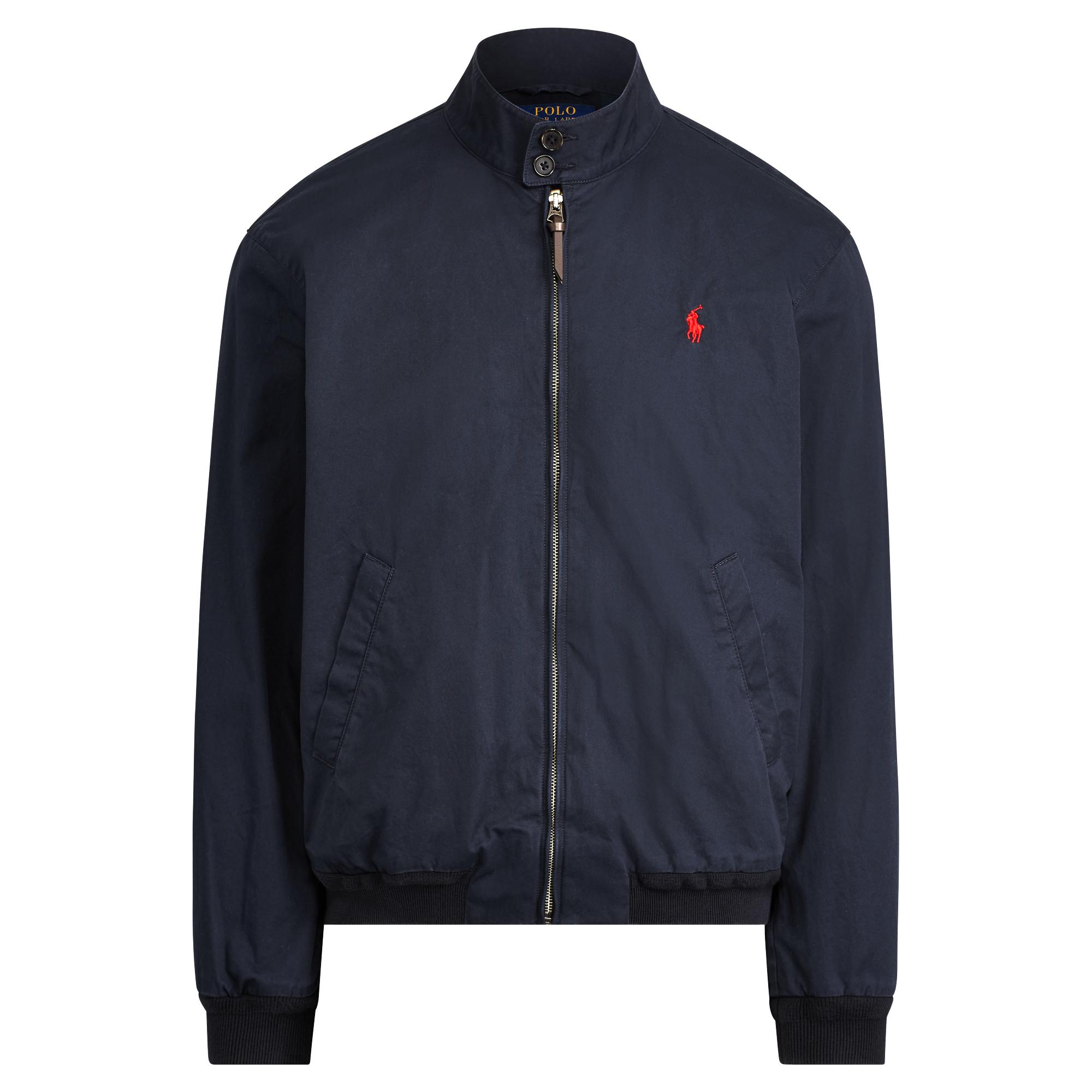 Veste en sergé de coton Ralph Lauren - Tailles S à 2XL