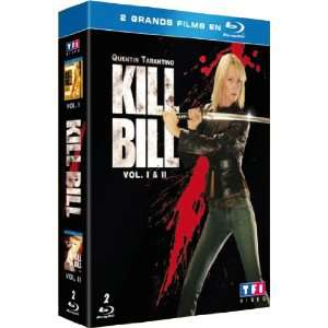 Coffret Bluray Kill Bill 1 & 2