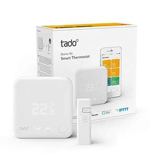 Kit de Démarrage TADO Thermostat Intelligent V3+ avec ASSISTANCE PRODUIT