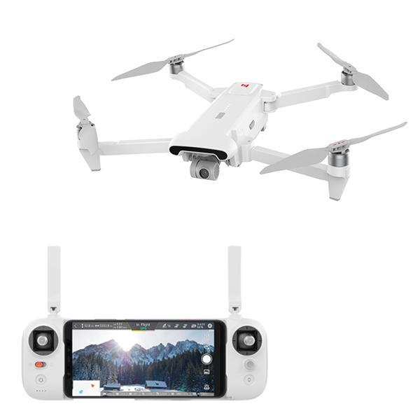 Drone quadricoptère Xiaomi Fimi X8 SE GPS & Caméra 4K Stab 3 Axes (Entrepôt Espagne)