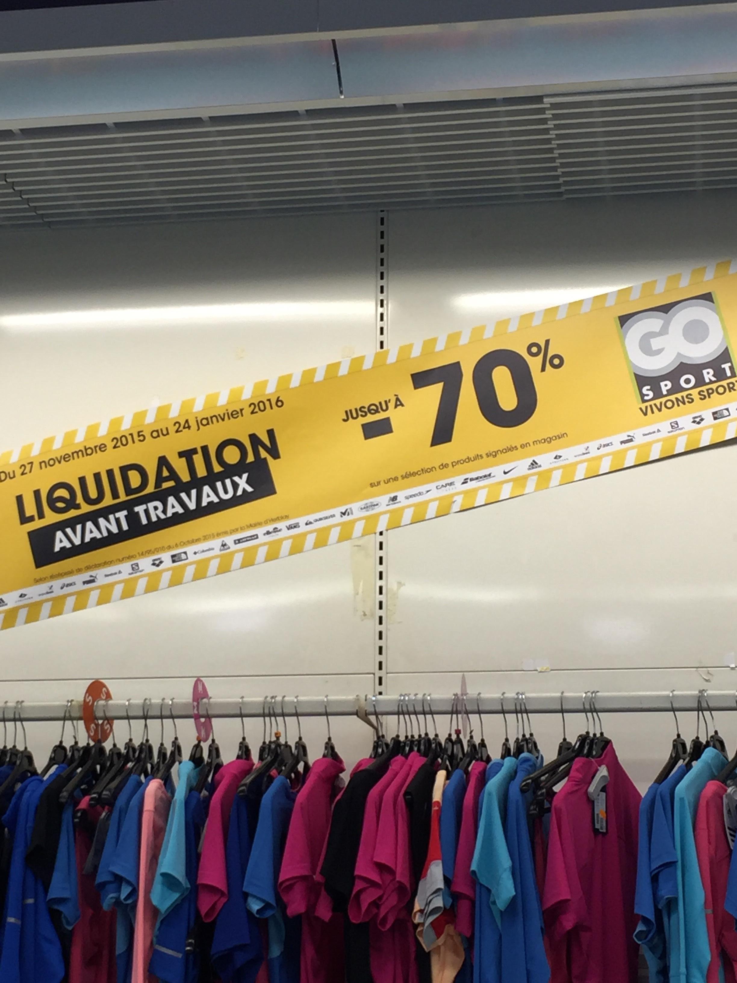 Liquidation : Jusqu'à 70% de réduction sur une sélection de produits signalés