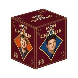 Coffret DVD Mon oncle Charlie (Saisons 1 à 8)