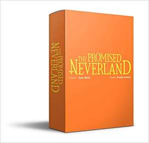 [Précommande] Coffret collector The Promised Neverland - Tome 13