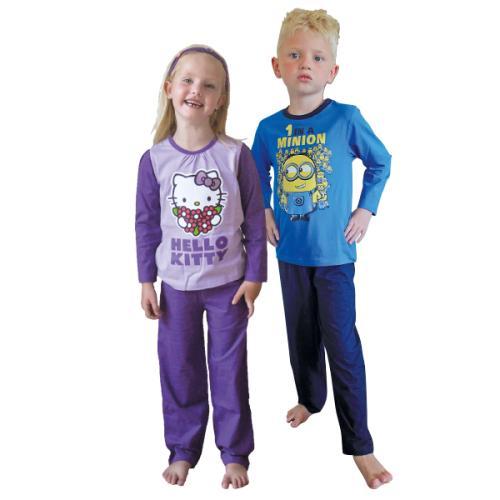 Pyjama enfants - Différents modèles, Taille 92-122