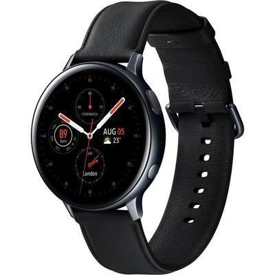 Montre connectée Samsung Galaxy Watch Active2 - 44mm, acier (via ODR de 50€ + 20€ sur carte fidélité)