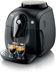 Machine à espresso automatique Philips HD8650/01 Série 2000 Puro - Noir
