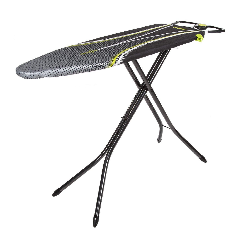 Table à repasser + repose fer Minky - 122x38 cm