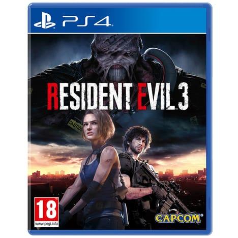 [Précommande] Resident Evil 3 sur PS4 et Xbox One