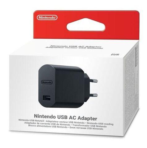 Adaptateur Secteur USB Pour Nintendo Classic Mini