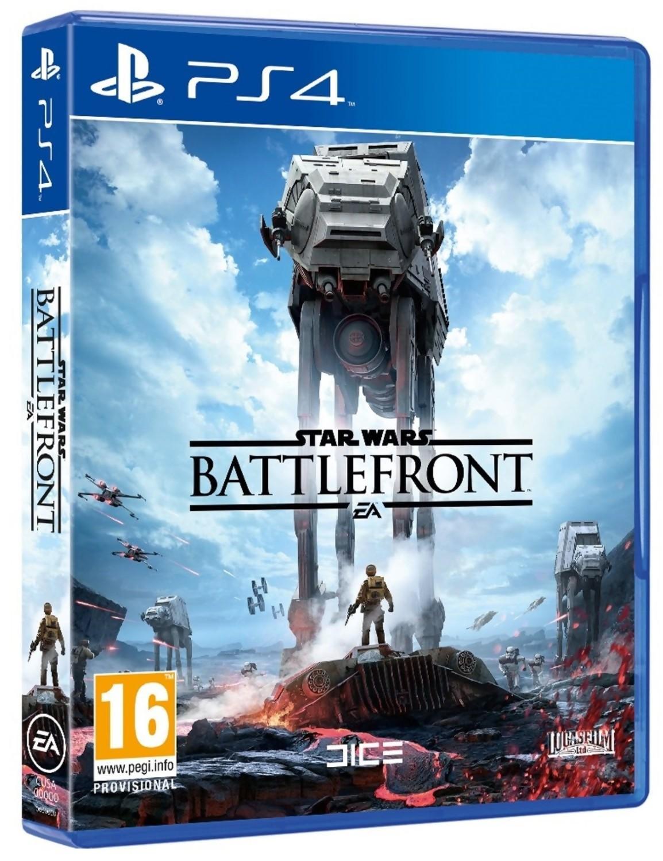 StarWars Battlefront - Occasion sur PS4