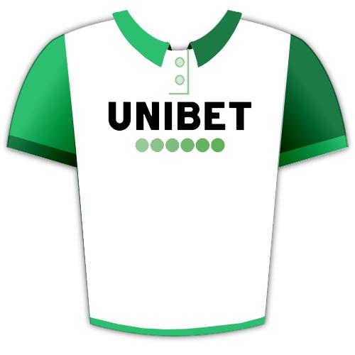 Maillot Unibet gratuit sur MPG (Dématérialisé) - MPG.Football
