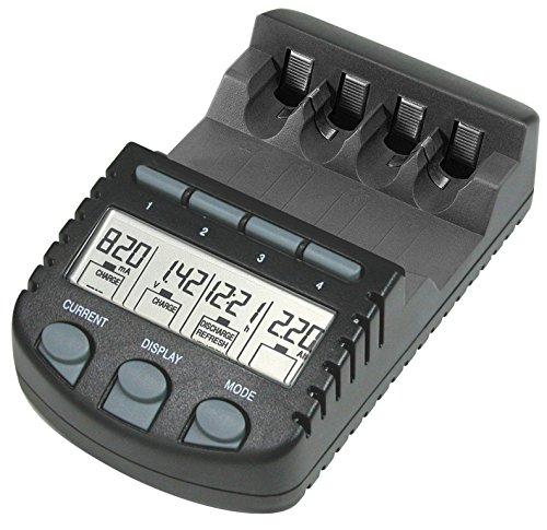 Chargeur de batterie Technoline BC 700 - Noir (Version Allemande)