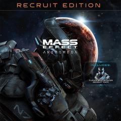 Mass Effect: Andromeda - Édition Recrue standard sur PS4 (Dématérialisé)