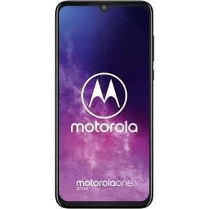 """Smartphone 6.39"""" Motorola One Zoom - 128Go, 4Go de Ram"""