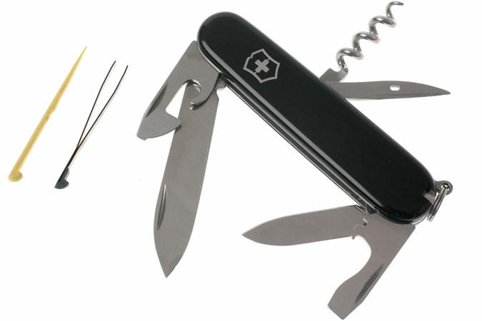 Couteau suisse Victorinox Spartan, noir 1.3603.3,